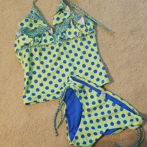 2pc Tankini from Justice